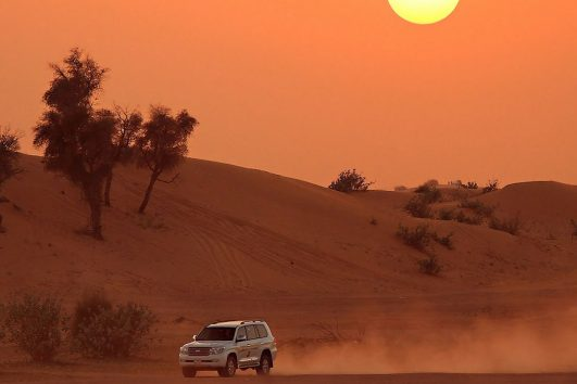 Morning Dune Bashing Adventurous Desert Drive Dubai - Al Nahdi Travels & Tourism | Book your Dubai tourism online