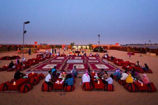 Desert Safari in Dubai with BBQ Dinner - SIC Basis | Al nahdi travels