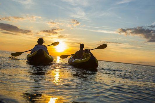 Dubai Kayaking Tour