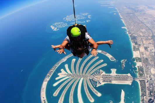 SKYDIVE DUBAI