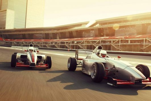 Dubai F1- 180 BHP Single Seater Driving Experience